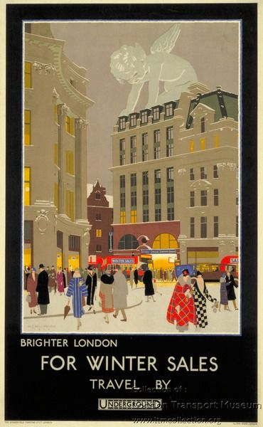 Poster 1983/4/1776 - Poster and Artwork collection online from the London Transport Museum