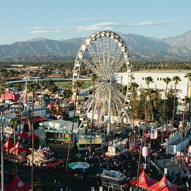 Los Angeles County Fair at Pomona Fairgrounds