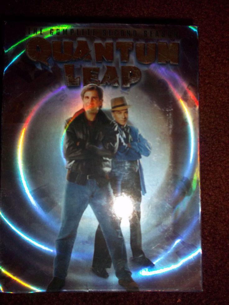 Quantum Leap Complete Second Season DVD Set Scott Bakula Dean Stockwell