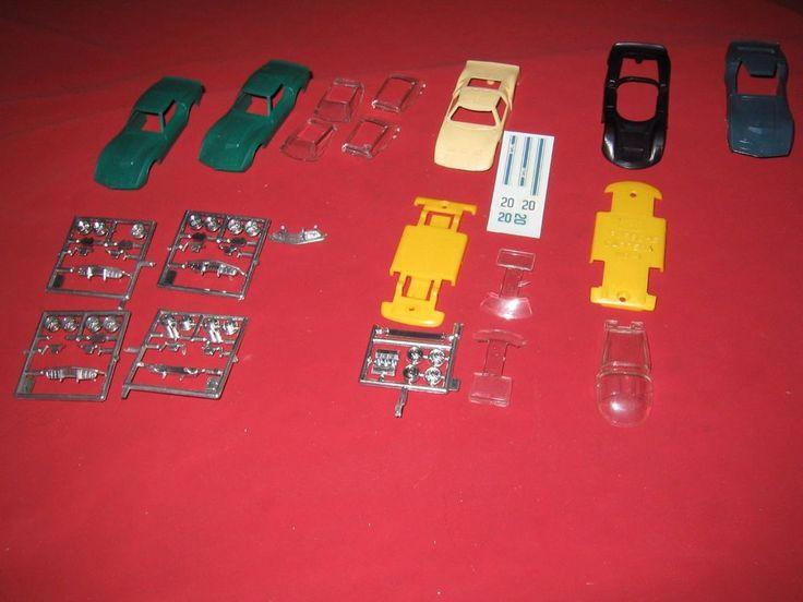 Mini Lindy Junkyard Ford GT #25 Porsche Carrera #1 Corvette #17 Parts or project #TheLindbergLine