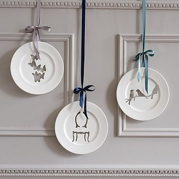 Wall plates by Andrew tanner //.notonthehighstreet.com/andrewtannerdesign & 78 best 101 ideas for wall plates images on Pinterest | Decorative ...