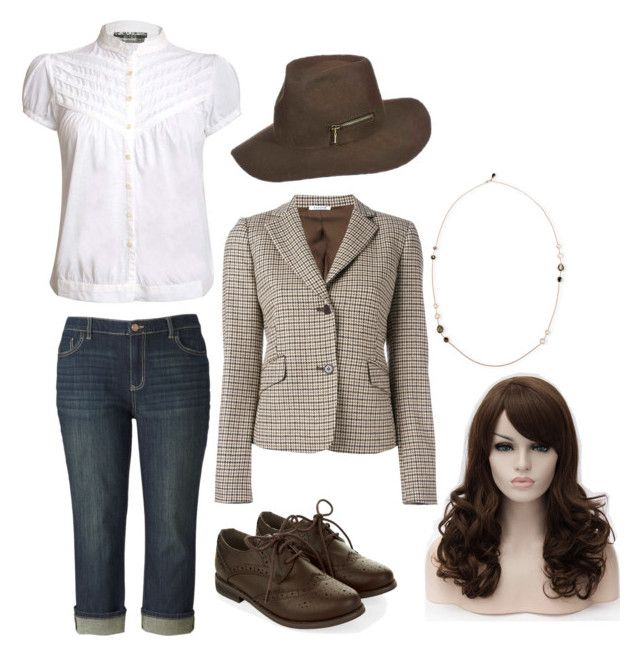 """""""Untitled #2752"""" by mountain-girl-lynn on Polyvore featuring Pilot, Simply Vera, Monsoon, P.A.R.O.S.H. and Frederic Sage"""