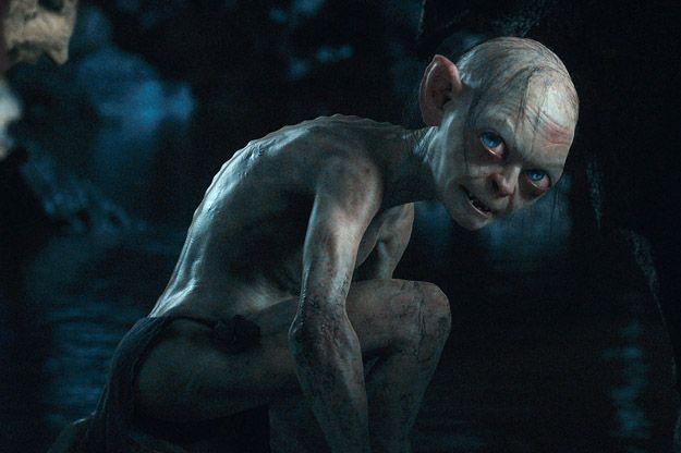 Gollum (Le Seigneur des anneaux et Le Hobbit)