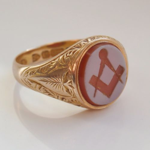 17 best images about masonic vintage rings and jewlry on