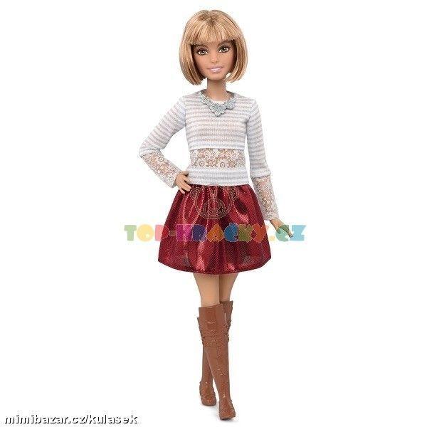 BRB Barbie fashionistas modelka 23 279,-