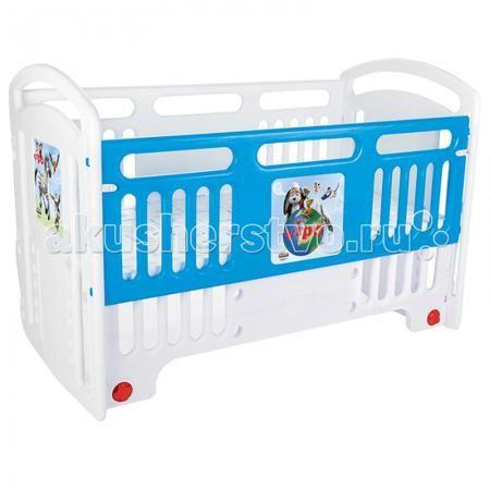Pilsan Handy Cribs  — 12600р. ----------------------------------  Pilsan Детская кроватка Handy Cribs предназначена для детей от рождения, максимальная нагрузка 50 кг. Можно использовать как качалку, выдвижные ножки, регулировка высоты лежачей части. Все детали, из которых производится кроватка, соответствуют повышенным стандартам качества. Детали полностью безопасные, нетоксичные, поскольку изготавливаются из безопасных материалов. Нет острых углов, заусениц и прочих брешей, о которых…