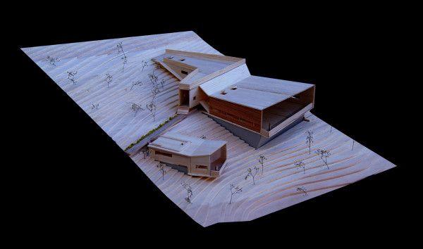 Lodge Catapilco, [David Oyarzo, Quinto año, Universidad Diego Portales] Descubre su proyecto aquí: talleralcubo.com/ +info: www.talleralcubo.com