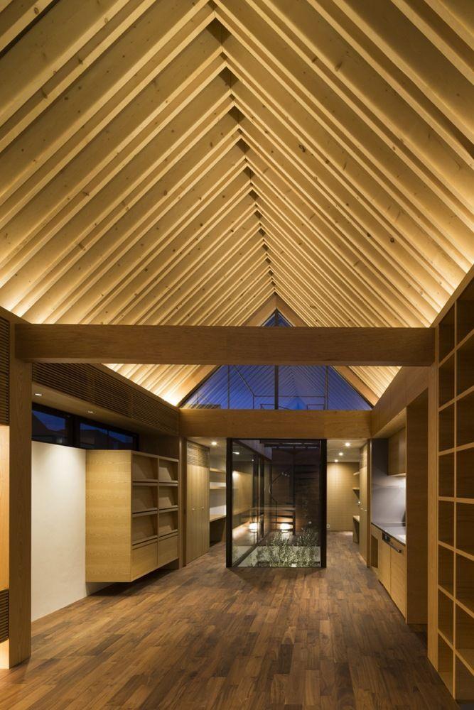 ark apollo architects associates sirius lighting office japan house architecture