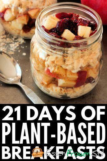 Pflanzlicher DiätErnährungsplan für Anfänger: 21tägiger KickstartLeitfaden! – Gesund essen tipps