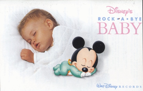Disney-Rock-A-Bye Baby  Soft Hits For Little Rockers-Cassette Tape $4.99 Bonanza.com Coupon on Site!