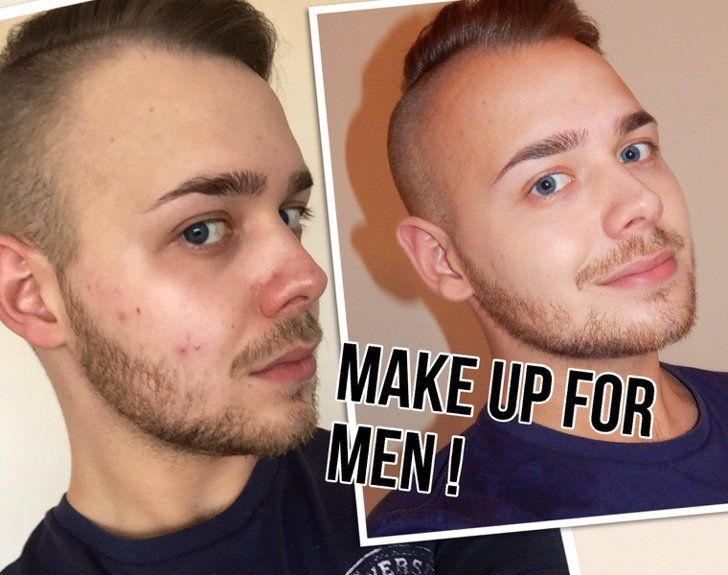 Pin for Later: 10 Beauty Boys Who Will School You on Glam Makeup Looks The Beauty Boy