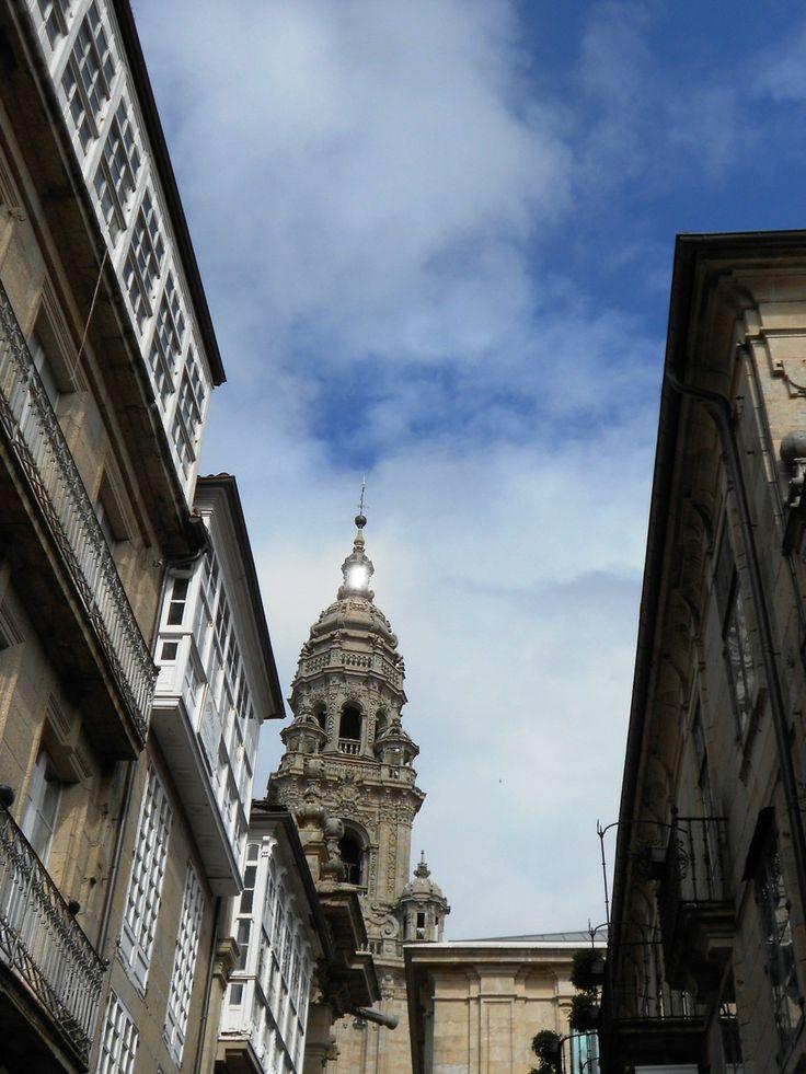 Caminho Português de Santiago - www.caminhoportosantiago.com - Santiago de Compostela