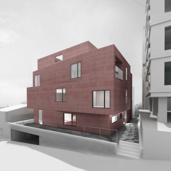 HOMI HOUSE VIDEO by PWFERRETTO , via Behance