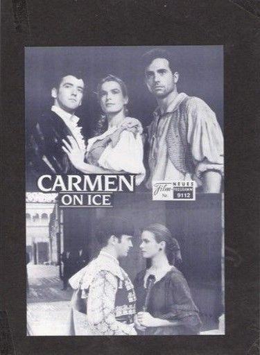 NFP Neues Filmprogramm  9112 Carmen on Ice - Katarina Witt, Brian Boitano