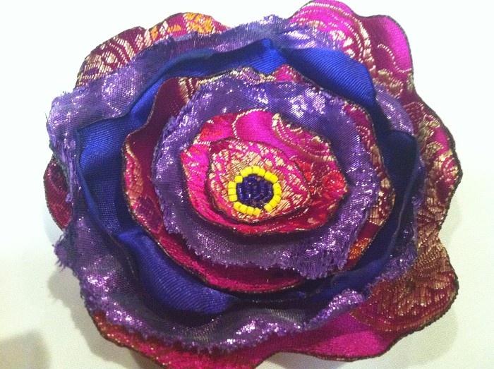 Jacamali Bloom - Brocade Vintage - by JacamaliBlooms on madeit