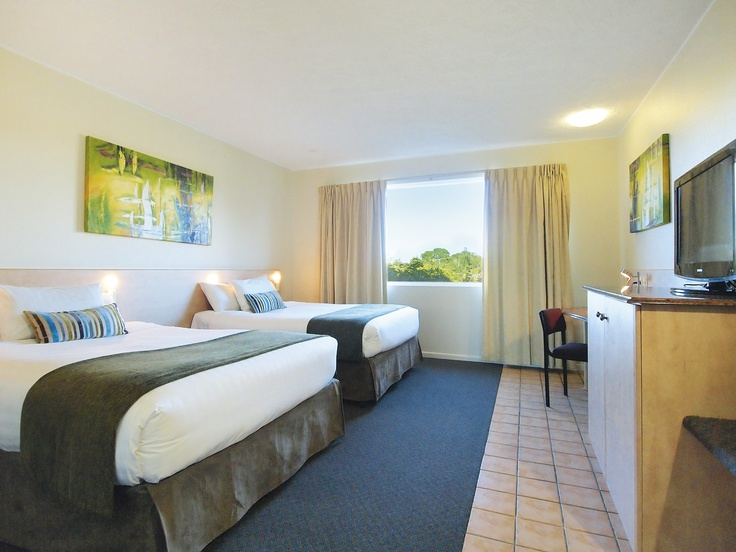 Oaks Oasis, Caloundra - Hotel Spa #734 - Twin Bed