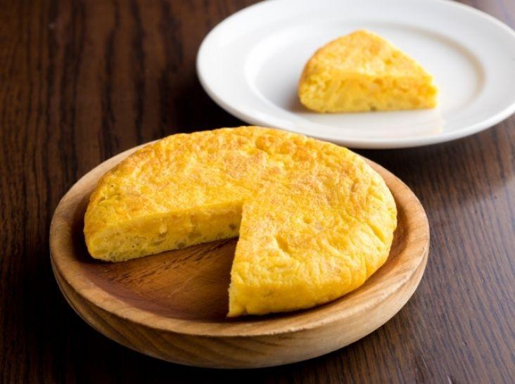 スペイン風オムレツ 間渕 英樹シェフのレシピ | シェフごはん