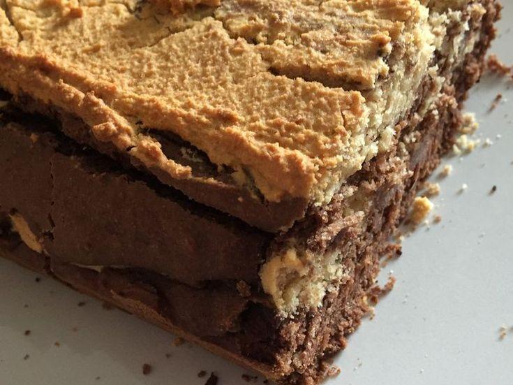 Découvrez la recette Cake marbré moelleux hyper léger: sans lait, sans sucre, sans beurre sur cuisineactuelle.fr.