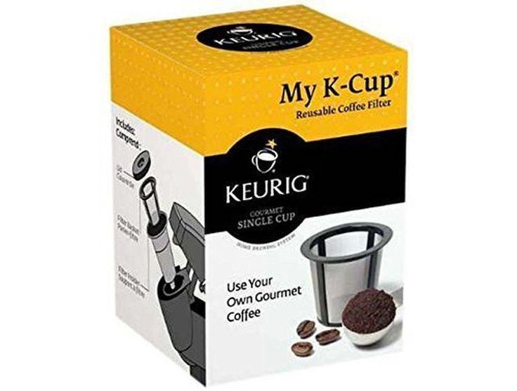 Keurig 5048 My K-Cup Reusable Coffee Filter - Old Model 1