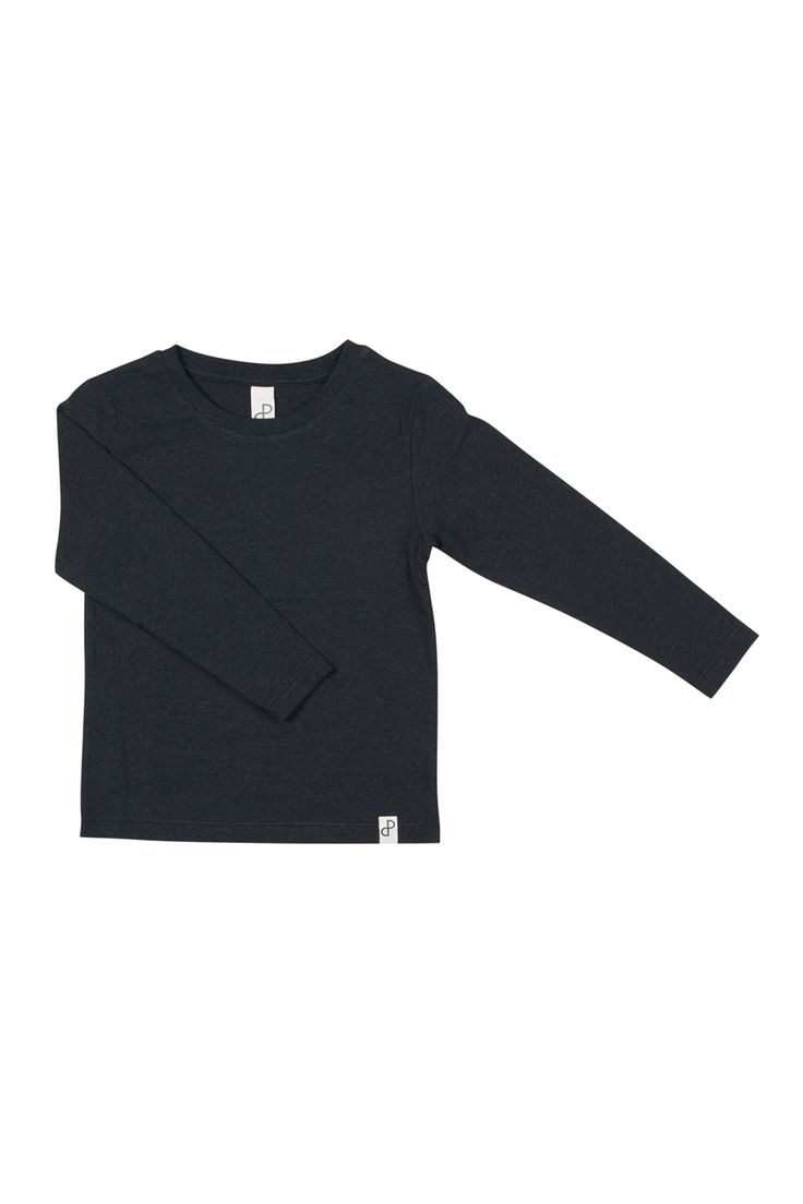 Our Brands :: Popupshop :: Basic Long Sleeve Tee Black -