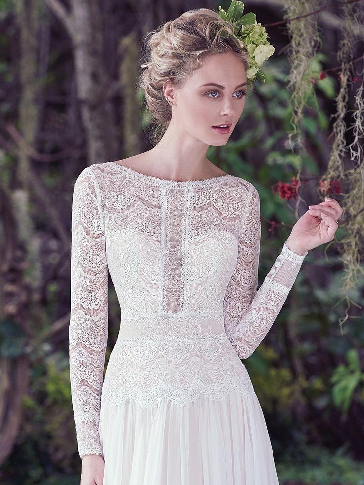 53 besten Maggie Sottero Bilder auf Pinterest | Hochzeitskleider ...