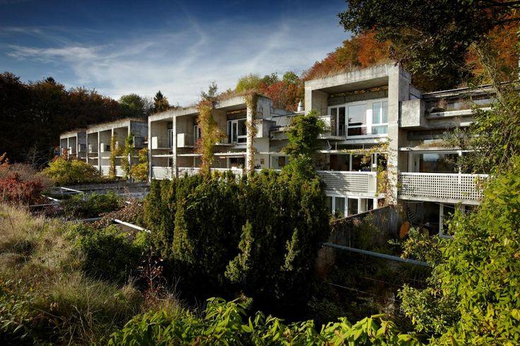 Siedlung Halen, Bern - Atelier 5