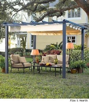 20 pergolas pour se prot ger du soleil pinterest patios piscines et cols. Black Bedroom Furniture Sets. Home Design Ideas