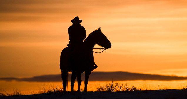 Old Western Cowboys   Old Western Cowboy