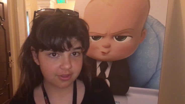 The Boss Baby interview with Alec Baldwin conducted by KIDS FIRST! Film Critic Calista B. #KIDSFIRST! #TheBossBaby