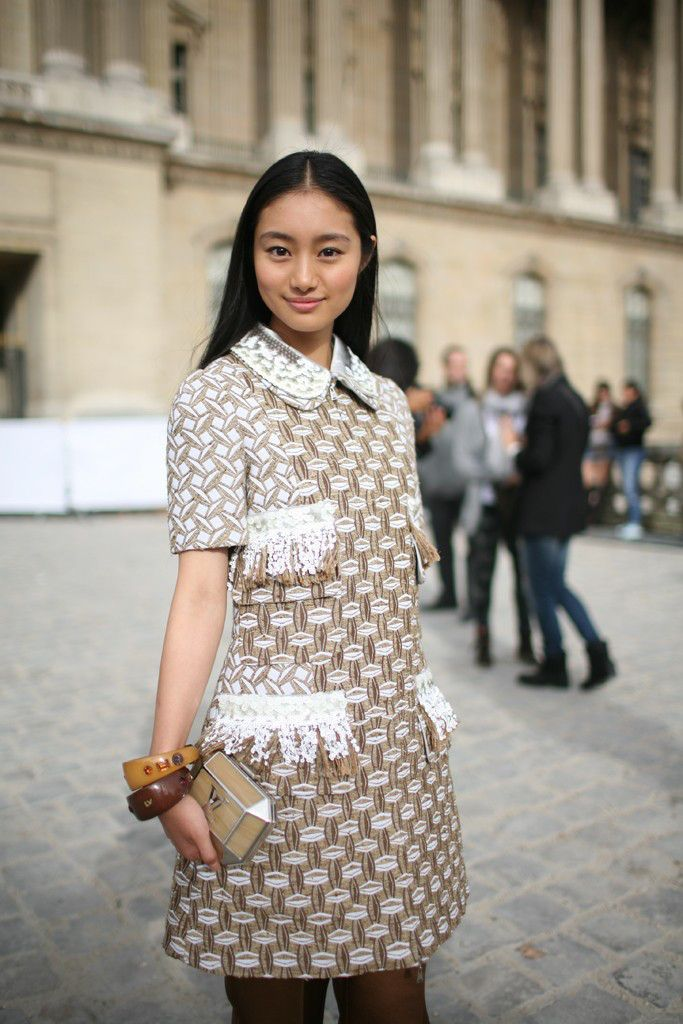 Paris fashion cocktail dresses