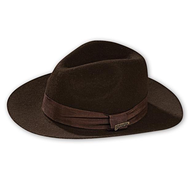 Chapeau Indiana Jones Deluxe