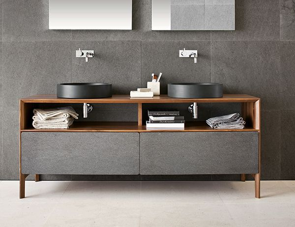 Modern and Contemporary Nella Vetrina Bathroom Vanities | Home Design Lover