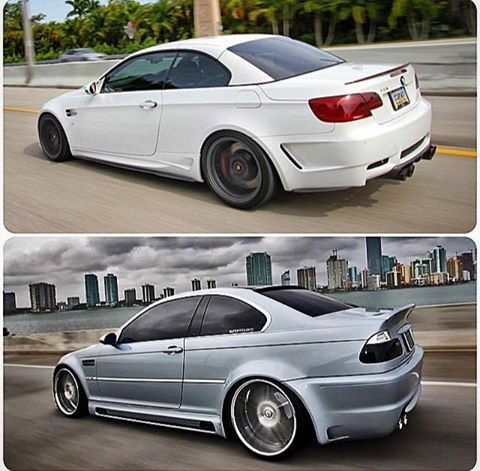 bmw e93 m3 cabrio white and e46 m3 grey bmw ultimate. Black Bedroom Furniture Sets. Home Design Ideas