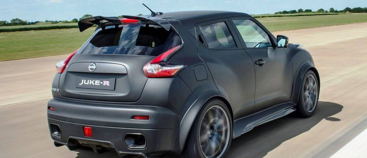 2015 Nissan JUKE R 2.0