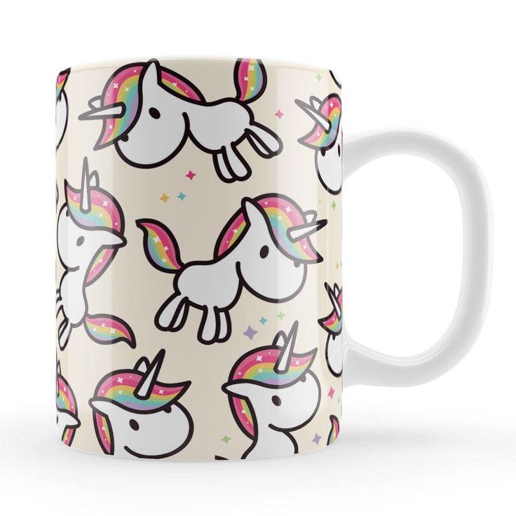 Unicorn Magic Mug, Cute kawaii unicorn gift, unicorn lover birthday present, cartoon horse, unicorn pattern mug, Sister, friend, mum by LoveMugsUK on Etsy https://www.etsy.com/listing/276866534/unicorn-magic-mug-cute-kawaii-unicorn #coffeemugs