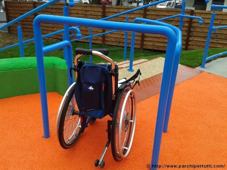 Altalena bambini ~ Best parchi giochi per i bambini disabili in italia e nel