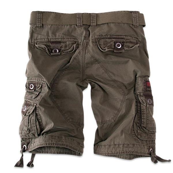 Короткие милитари шорты