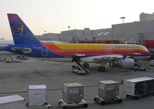 Air Jamaica at Atlanta