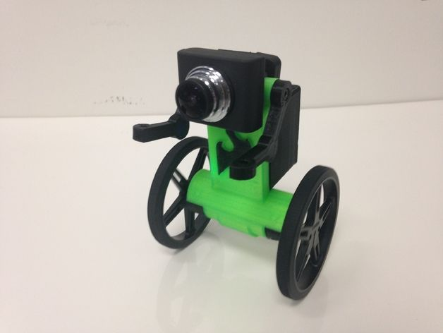 We have seen a lot of great self-balancing robots over the past few years, but few of them have the same level of finish as the new EddiePlus. EddiePlus is an Intel Edison powered (get it Eddie/Edi...