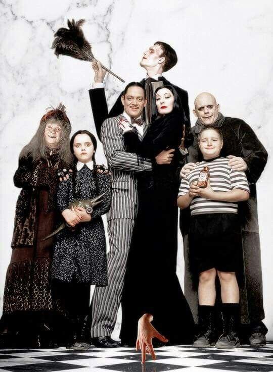 La famiglia Addams, 1991