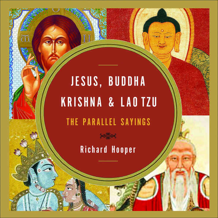 Jesus and Buddha: A Raw Comparison
