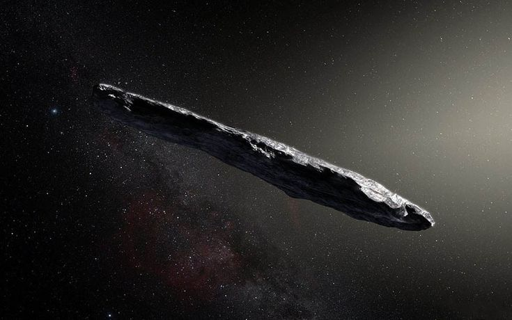 The Sky at Night - The Mystery of Oumuamua #science #astro