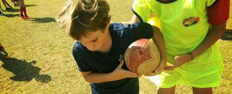 Aprenda a jogar rugby no Sesc Santo André