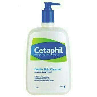 Cetaphil Gentle Skin Cleanser 1 Litre 1000mili Liter