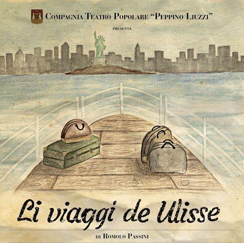"""Di Voci e Di Suoni 2017 – """"Li viaggi de Ulisse"""" ultimo lavoro della Compagnia Teatro Popolare Caprarola """"Peppino Liuzzi""""..."""