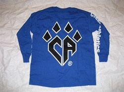 Long Sleeve CA Claw T-Shirt | Cheer Athletics Pro Shop