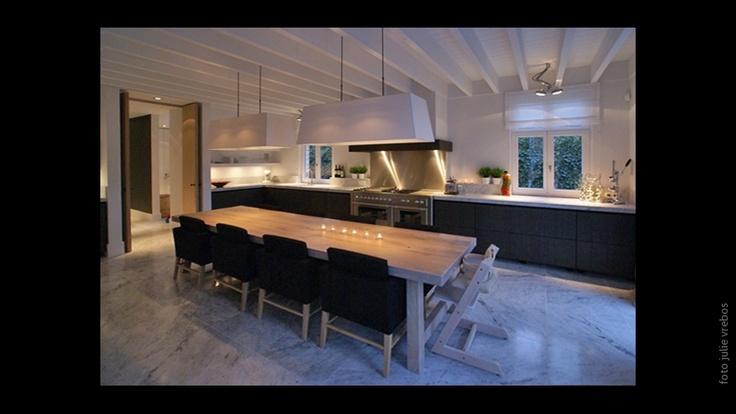 Landelijke keukens remalux keukens pinterest - Eigentijdse pouf ...