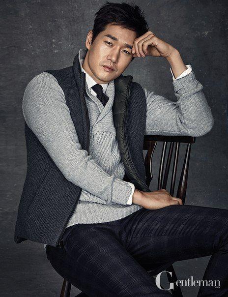 nice Yoo Ji Tae for Gentleman, December 2014