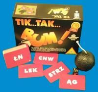 logo przedmiotu Tik Tak Bum