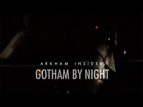 See How Batman Dishes Out Justice at Night in Latest Batman: Arkham Insider | The Koalition